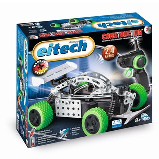 Eitech Metallbaukasten 2.4 GHZ RC Speed Racer